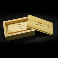 Wood Drive USB-Stick in Holzbox WOODDR